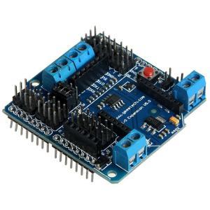 センサーシールドV5+Xbee対応 for ArduinoUNO|robotena