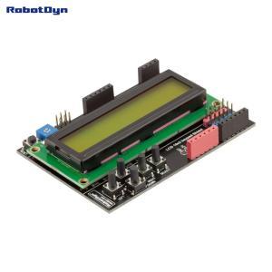 LCDキーパッドシールド for ArduinoUNO,Mega|robotena
