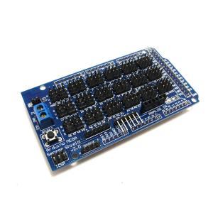 センサーシールド for ArduinoMega|robotena