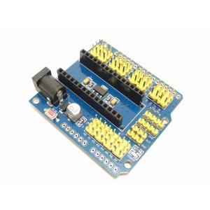 センサーシールドfor Arduino Nano3.0|robotena