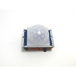 焦電型人感センサーモジュール(HC-SR501)