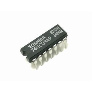 IC(TC74HC08AP)×10個|robotena