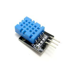 温度・湿度センサーモジュール(KEYES KY-015、DHT11、3ピン) robotena