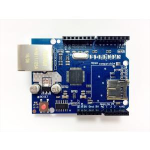 イーサネットシールド for ArduinoUNO (W5100)|robotena