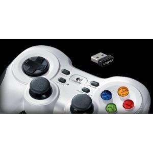 ロジクール ワイヤレスゲームパッド F710 (USB接続)|robotena|04
