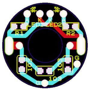 モーターノイズ除去基板(260モーター対応)|robotena|07