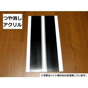 【アクリル】直線600mm(T600)1枚製作キット robotena