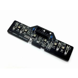 アナログセンサ基板TypeWEST Ver1.0|robotena|02