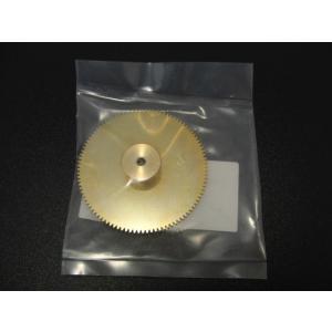 平歯車 快削黄銅 S50B 100B+0203 (M0.5 100T)|robotena|02