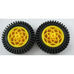 78mmロボットタイヤ(2個入)|robotena