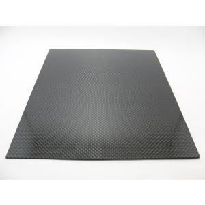CFRPプレート(195x245x3.0mm, 平織りカーボン)|robotena