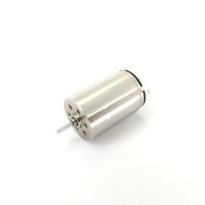 コアレスモーター(φ17×24mm, 6-14V 16500rpm)|robotena
