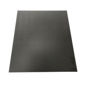 CFRPプレート(200x300x0.5mm, カーボン板)|robotena