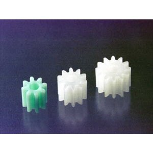 ピニオンギヤ8歯10歯12歯 プラスチックギヤ