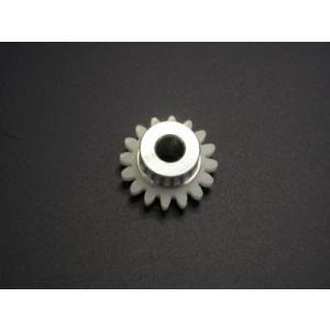 平ギヤ(MOD1.0) 16歯 ×3mm穴|robotena
