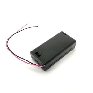 単3電池ボックス(2本、スイッチ付)|robotena