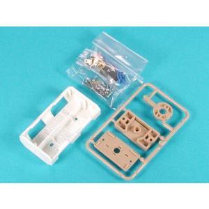 タミヤ 単3電池ボックス(2本用・逆転スイッチ付)|robotena