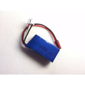 FULLY MAX リチウムポリマーバッテリーFB350HP-2S(7.4V 350mAh 2cell)|robotena