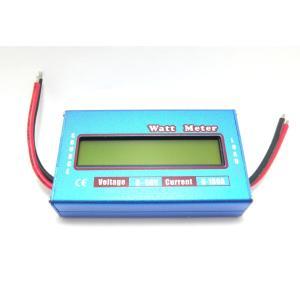 バッテリーワットメーター(MAX 60V/100A)|robotena