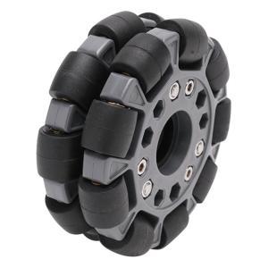 100mmダブルプラスチックオムニホイール(ベーシック) (14049)|robotshop