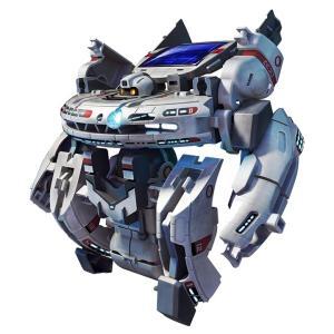 スペースロボ7(セブン) [ JS-6171 ] [工作キット ロボット]