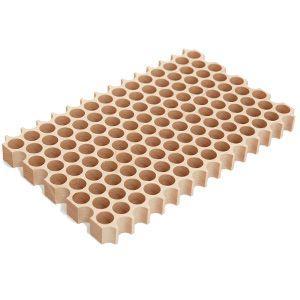 Hacoa Dot. メープル 鍋敷き 木製 キッチン雑貨|rocca-clann
