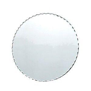 エッジングラウンドミラーM 壁掛け 鏡 デザイン ウォールミラー|rocca-clann