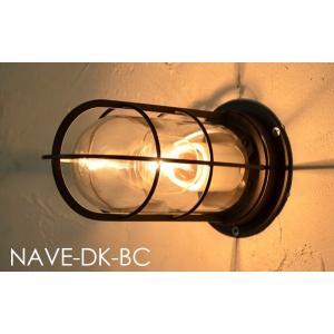 送料無料 NAVE-DK-BC デッキライト ブラック 船舶照明 マリンランプ  壁付け照明 サーフ 防雨 防湿 マリンライト 玄関灯 ブラケットライト 外灯|rocca-clann|02