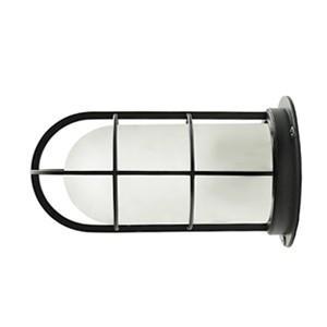 送料無料 NAVE-DK-BS デッキライト ブラック(つや消しガラス) 船舶照明 マリンランプ  壁付け照明 サーフ 防雨 防湿  玄関灯 ブラケットライト 外灯|rocca-clann