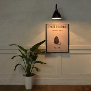 STAN-C 看板灯 ブラケットライト 間接照明 LED対応 ブラック 店舗照明 インダストリアル 壁付け照明  屋外 表札灯 カフェ照明 黒 外灯 門灯  防雨型|rocca-clann|04