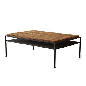 送料無料 VIT リビングテーブル センターテーブル ローテーブル インダストリアルデザイン rocca-clann