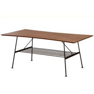 ソファ テーブル anthem ローテーブル ウォールナット 家具 ANT-2391|rocca-clann