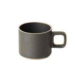 HASAMI PORCELAIN HPB019 Mug Cup Black 【S】 φ8.5cm|rocca-clann