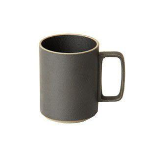 HASAMI PORCELAIN HPB021 Mug Cup Black 【L】 φ8.5cm|rocca-clann