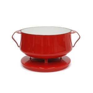 DANSK コベンスタイルII  両手鍋 18cm レッド  ダンスク 北欧 キッチン雑貨 調理器具 デンマーク ほうろう 琺瑯 鍋 赤|rocca-clann|05