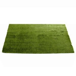 送料無料 GRASS RUG  グラスラグ L 140 x 200 芝生ラグ 草原 マット ホットカーペット対応 シャギーラグ|rocca-clann