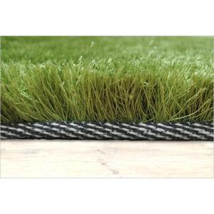送料無料 GRASS RUG  グラスラグ Ф150 芝生ラグ 草原 マット ホットカーペット対応 シャギーラグ 緑|rocca-clann|05
