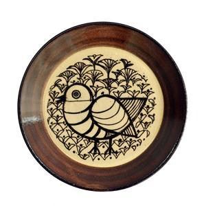LisaLarson(リサラーソン)  益子の皿 とり 鳥 食器 プレート 北欧 お皿|rocca-clann