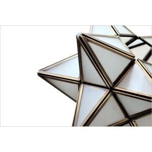 送料無料 Etoile pendant lamp エトワール ペンダントランプ フロスト 星 フレンチ モロッコ 天井照明 ペンダントライト モロッコランプ|rocca-clann|05
