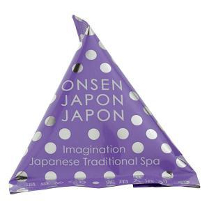 粉末入浴剤/オンセン ジャポン ジャポン パープル(四万の湯)