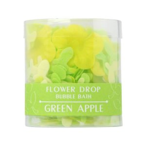 ペーパーソープ入浴剤/フラワードロップ グリーンアップル|rocce
