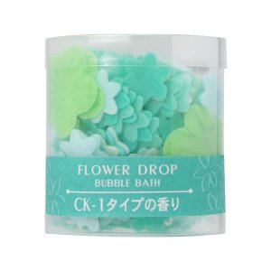 ペーパーソープ入浴剤/フラワードロップ CK-1タイプ|rocce