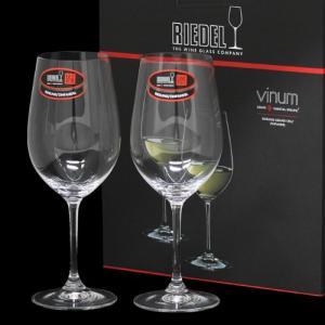 リーデル ワイングラス ヴィノム 6416/15 キアンティ クラッシコ/ジンファンデル リースリング グラン クリュ 2個セット|rocco-shop