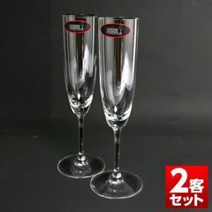 リーデル ワイングラス ヴィノム 6416/8 シャンパーニュ 2個セット|rocco-shop