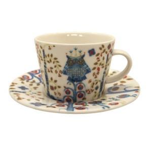 iittala イッタラ Taika タイカ コーヒーカップ&ソーサー 200ml ホワイト rocco-shop