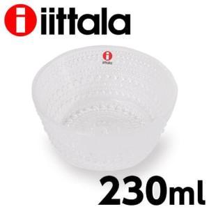 iittala イッタラ Kastehelmi カステヘルミ ボウル 230ml クリアお皿 皿|rocco-shop