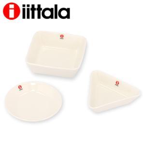 iittala イッタラ Teema ティーマ ミニサービング ホワイト 3点セット Mini Serving Set rocco-shop
