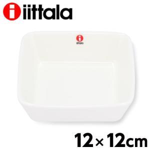 iittala イッタラ Teema ティーマ スクエアプレート 12×12cm ホワイト お皿 皿 rocco-shop