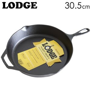LODGE ロッジ ロジック スキレット 12インチ 30.5cm CAST IRON SKILLET L10SK3|rocco-shop