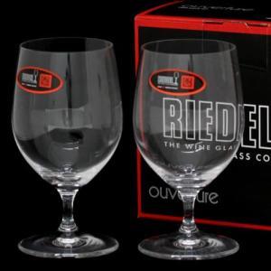 リーデル RIEDEL オヴァチュア 6408/02 ウォーター 2個セット ワイングラス|rocco-shop